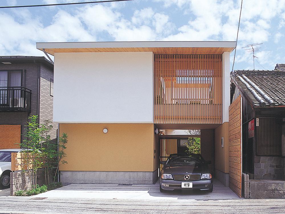 雨楽な家・町家 広島モデルハウス
